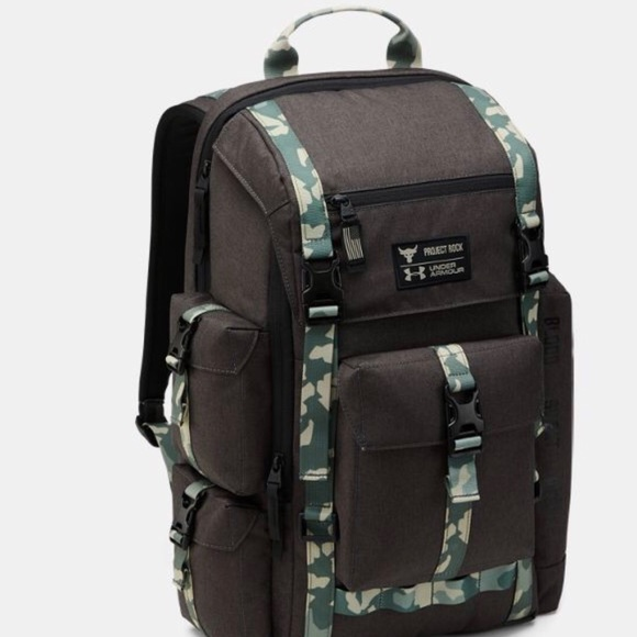 e573349c335 Under Armour Bags   Project Rock Backpack   Poshmark